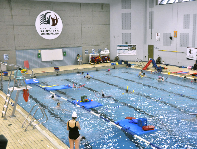 Nos piscines c gep saint jean sur richelieu for Cegep la pocatiere piscine
